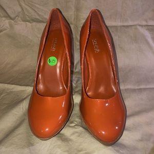 Perfect condition splash heels